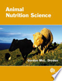 Animal Nutrition Science Book PDF