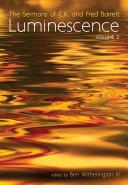 Luminescence  Volume 2