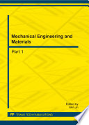 Mechanical Engineering and Materials