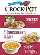 Crock pot  the Original Slow Cooker Book PDF