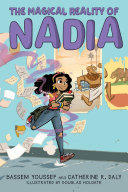 Magical Reality of Nadia Book