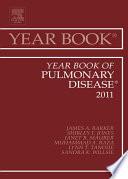 Year Book of Pulmonary Diseases 2011   Ebook Book