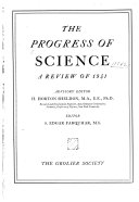 The Progress of Science
