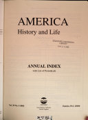 America  History and Life