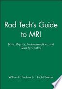 Rad Tech s Guide to MRI Book PDF
