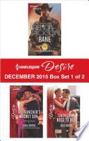 Harlequin Desire December 2015 Box Set 1 Of 2