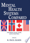 Mental Health Systems Compared