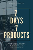 7 Days with 7 Products