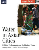 Water in Asian Cities