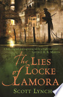 The Lies of Locke Lamora Book
