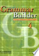 Grammar Builder Level 4