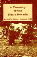 A Treasury of the Sierra Nevada