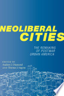 Neoliberal Cities