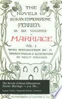 The Novels of Susan Edmonstone Ferrier: Marriage.- v. 3-4. The inheritance