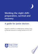 Working The Night Shift Book