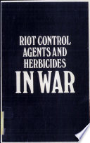 Riot Control Agents and Herbicides in War