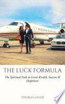 The Luck Formula Book PDF