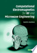 Computational Electromagnetics For Rf And Microwave Engineering Book PDF