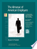 """The Almanac of American Employers 2008"" by Jack W. Plunkett"