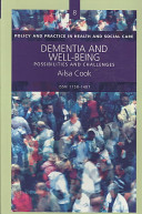 Dementia and Well being Book
