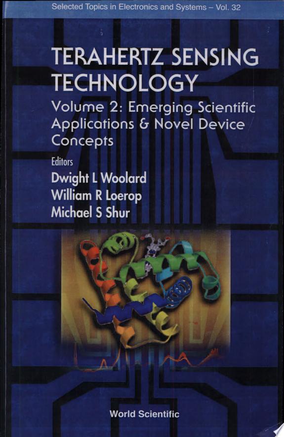Terahertz Sensing Technology: Emerg