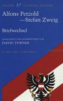 Alfons Petzold Stefan Zweig