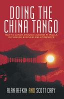 Doing the China Tango [Pdf/ePub] eBook