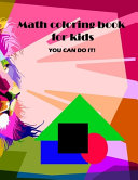 Math Coloring Book for Kids