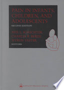 Pain in Infants  Children  and Adolescents