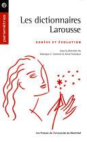 Les dictionnaires Larousse