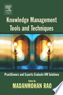 Knowledge Management Tools and Techniques Book