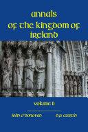 Annals of the Kingdom of Ireland- Volume II Pdf