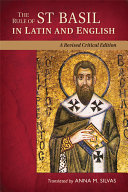 The Rule of St Basil in Latin and English