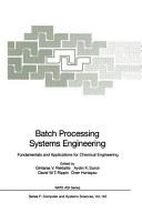 Batch Processing Systems Engineering
