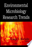 Environmental Microbiology Research Trends Book