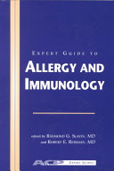 Expert Guide to Allergy and Immunology ebook