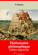 Pdf Dictionnaire philosophique Telecharger