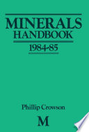 Minerals Handbook 1984   85
