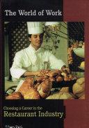 Pdf Choosing a Career in the Restaurant Industry