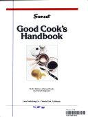 Good Cook s Handbook