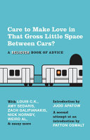 Care To Make Love In That Gross Little Space Between Cars? [Pdf/ePub] eBook
