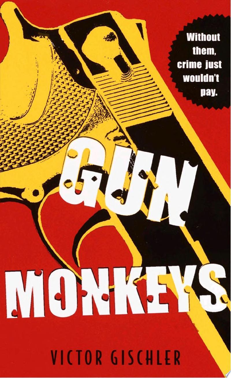 Gun Monkeys banner backdrop