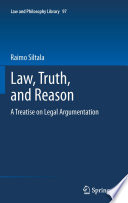 Law  Truth  and Reason