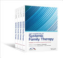 The Handbook of Systemic Family Therapy  Set