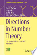 Directions In Number Theory