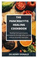 The Pancreatitis Healing Cookbook