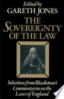 The Sovereignty of the Law