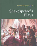 link to Critical survey of Shakespeare's plays in the TCC library catalog