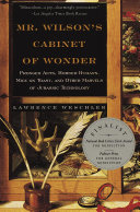 Mr. Wilson's Cabinet Of Wonder [Pdf/ePub] eBook