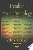 Trends in Social Psychology